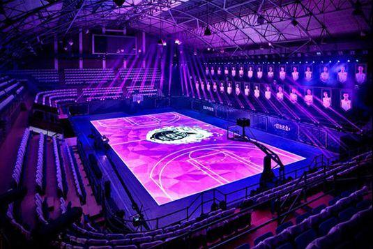 地砖LED显示屏